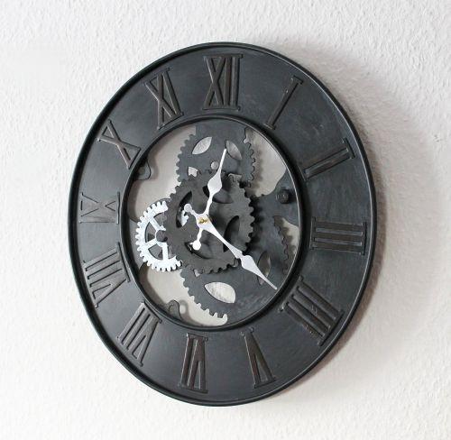 Uhren dandibo - Wanduhr kolonialstil ...