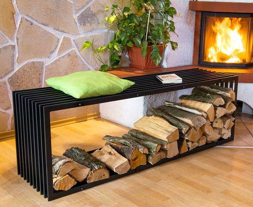 Groovy Fire Wood Rack Dandibo Ambiente Dailytribune Chair Design For Home Dailytribuneorg