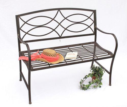 Awe Inspiring Bench Garden Bench 111185 Made From Metal Seat Tree Bench 2 Seater 109Cm Park Bench Beatyapartments Chair Design Images Beatyapartmentscom