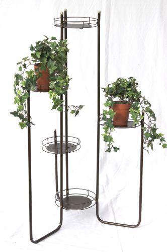 blumentreppe art 4a blumenst nder blumens ule 102cm. Black Bedroom Furniture Sets. Home Design Ideas