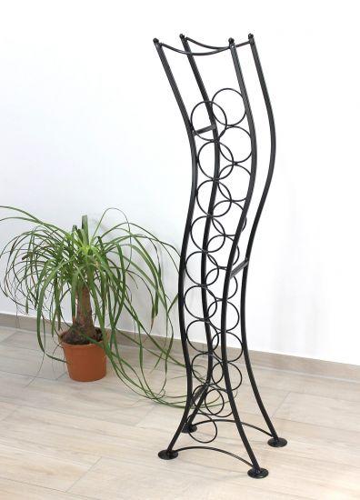 weinregale aus metall dandibo. Black Bedroom Furniture Sets. Home Design Ideas