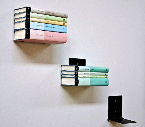 Book Shelf Discreto Tower Invisible