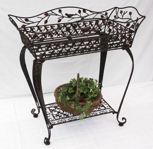 blumenst nder aus metall dandibo. Black Bedroom Furniture Sets. Home Design Ideas