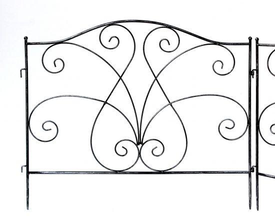 garden fence dandibo ambiente. Black Bedroom Furniture Sets. Home Design Ideas