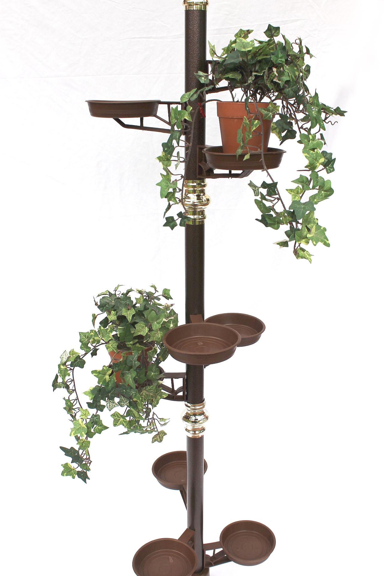 blumens ule 260cm blumentreppe art 7 blumenst nder. Black Bedroom Furniture Sets. Home Design Ideas