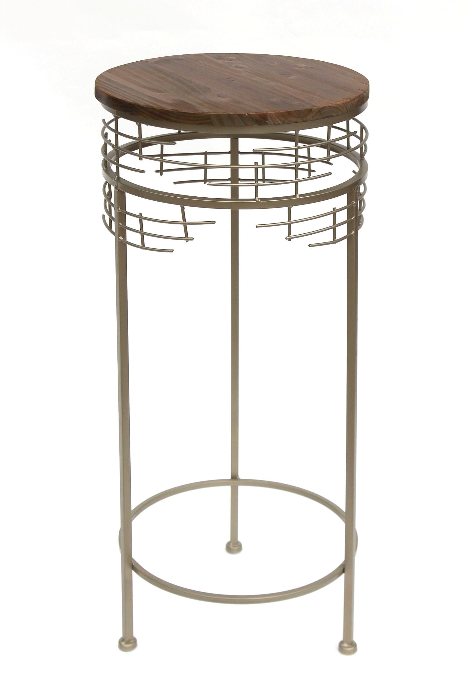 blumenhocker metall 21288 l blumenst nder 73 cm rund. Black Bedroom Furniture Sets. Home Design Ideas