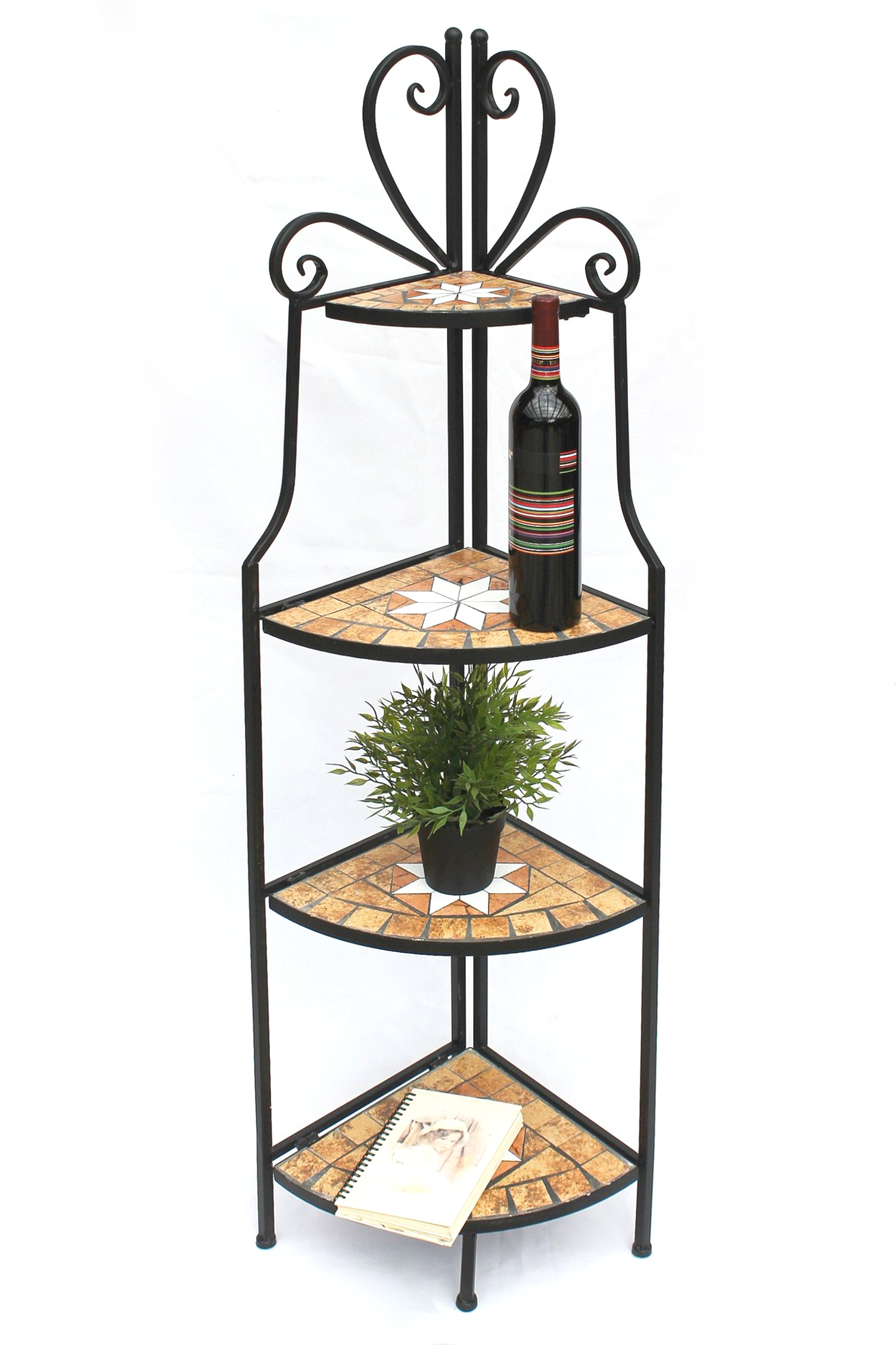 regal aus metall hs75 hitoiro. Black Bedroom Furniture Sets. Home Design Ideas