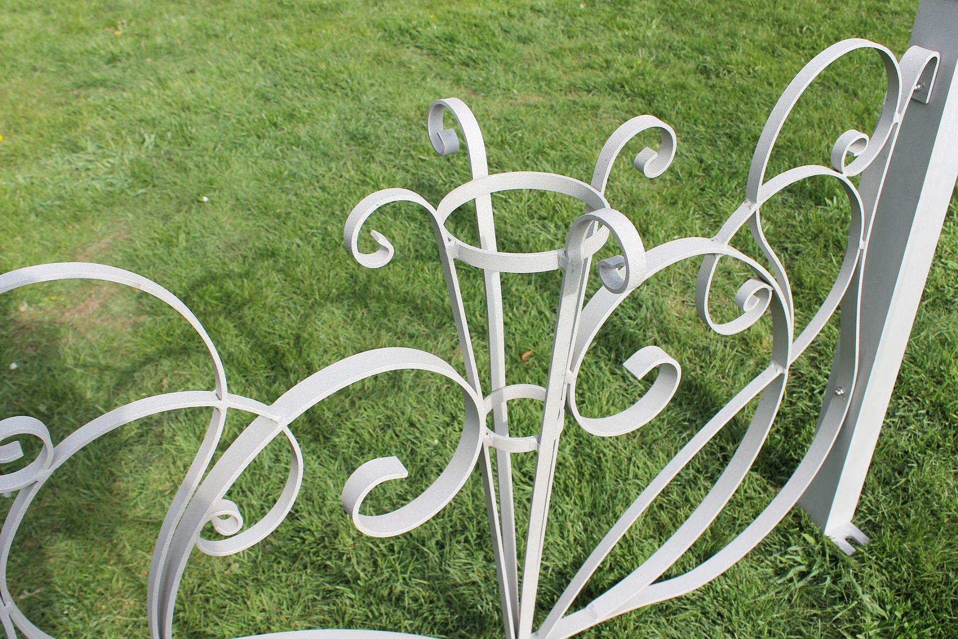 Zaunelement Alu Gartenzaun 102 cm Zaunelemente aus Aluminium Zaun