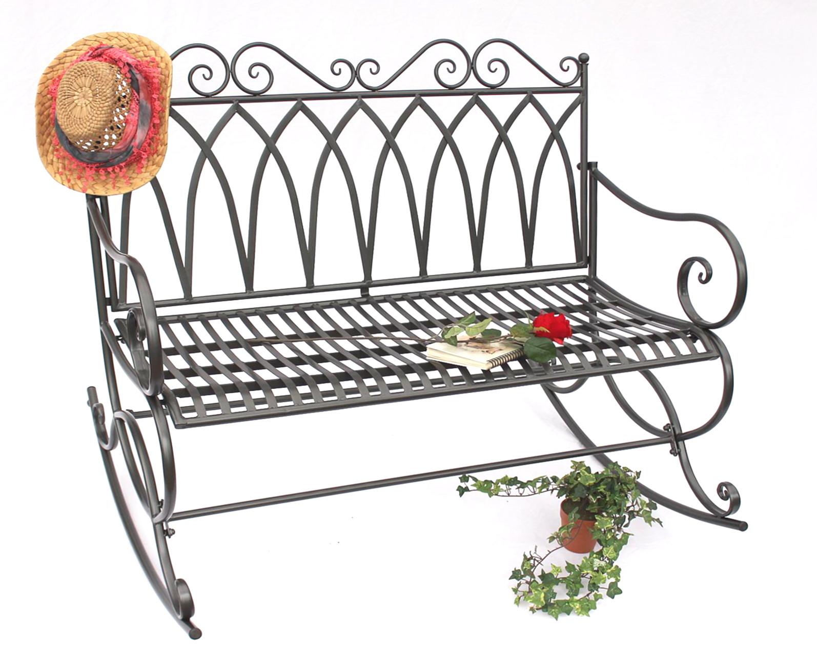 Garten Sitzbank Metall | Dekoration Ideen
