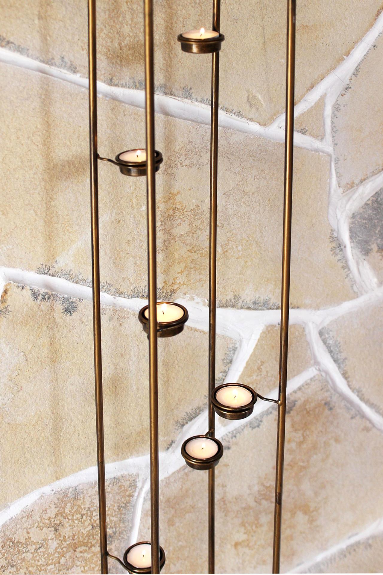 lichts ule 10 768 teelichthalter 132cm teelicht st nder. Black Bedroom Furniture Sets. Home Design Ideas