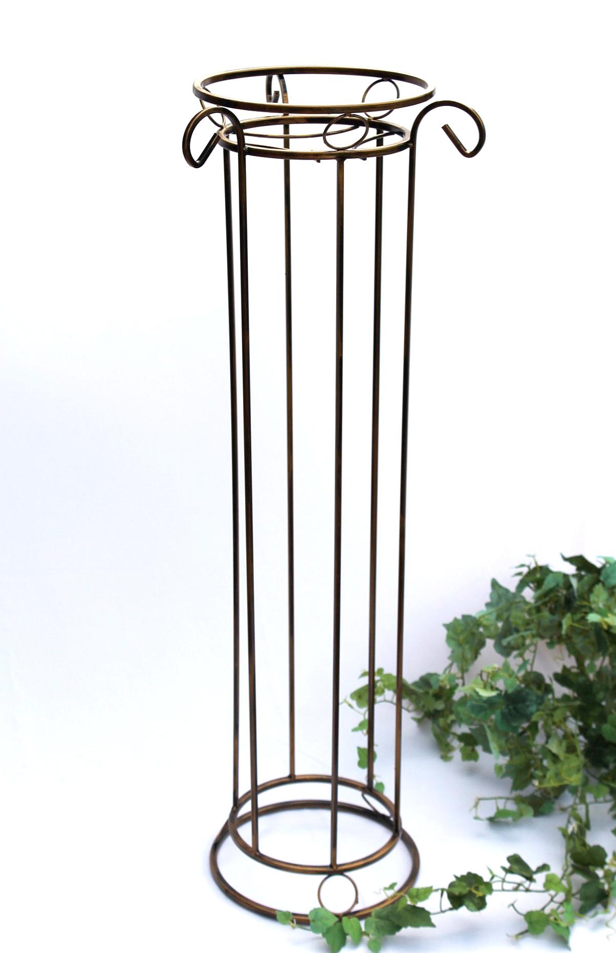 blumens ule 10 974 pflanzs ule 105cm blumenst nder. Black Bedroom Furniture Sets. Home Design Ideas