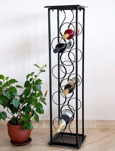 weinregal blumens ule oktave 100cm flaschenst nder. Black Bedroom Furniture Sets. Home Design Ideas