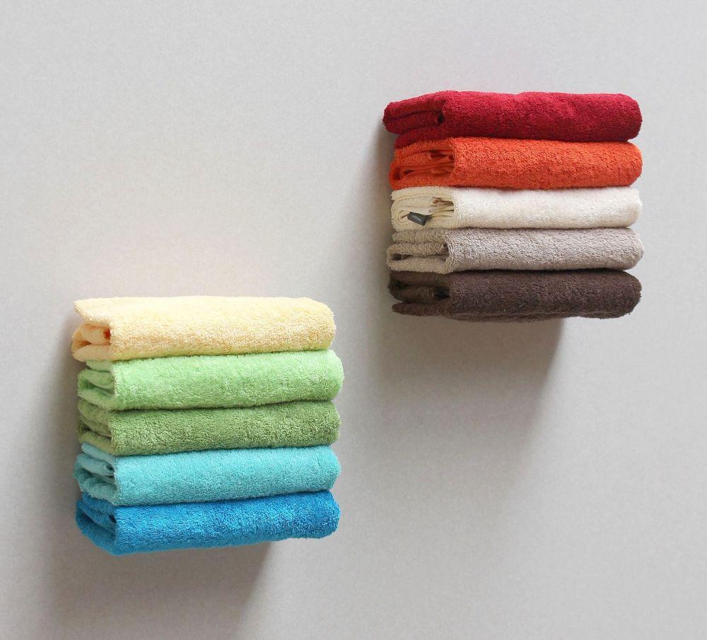 DanDiBo Handtuchhalter Wand Handtuchregal zur Wandmontage