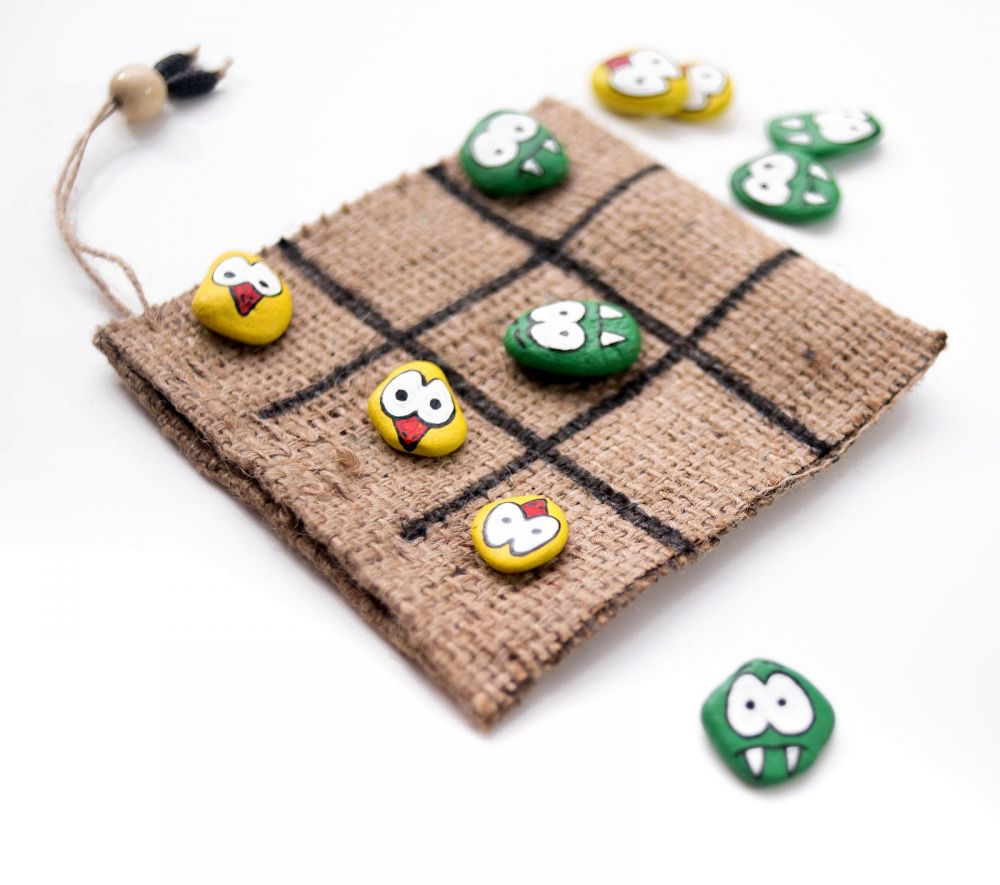 Tic-Tac-Toe Spiele