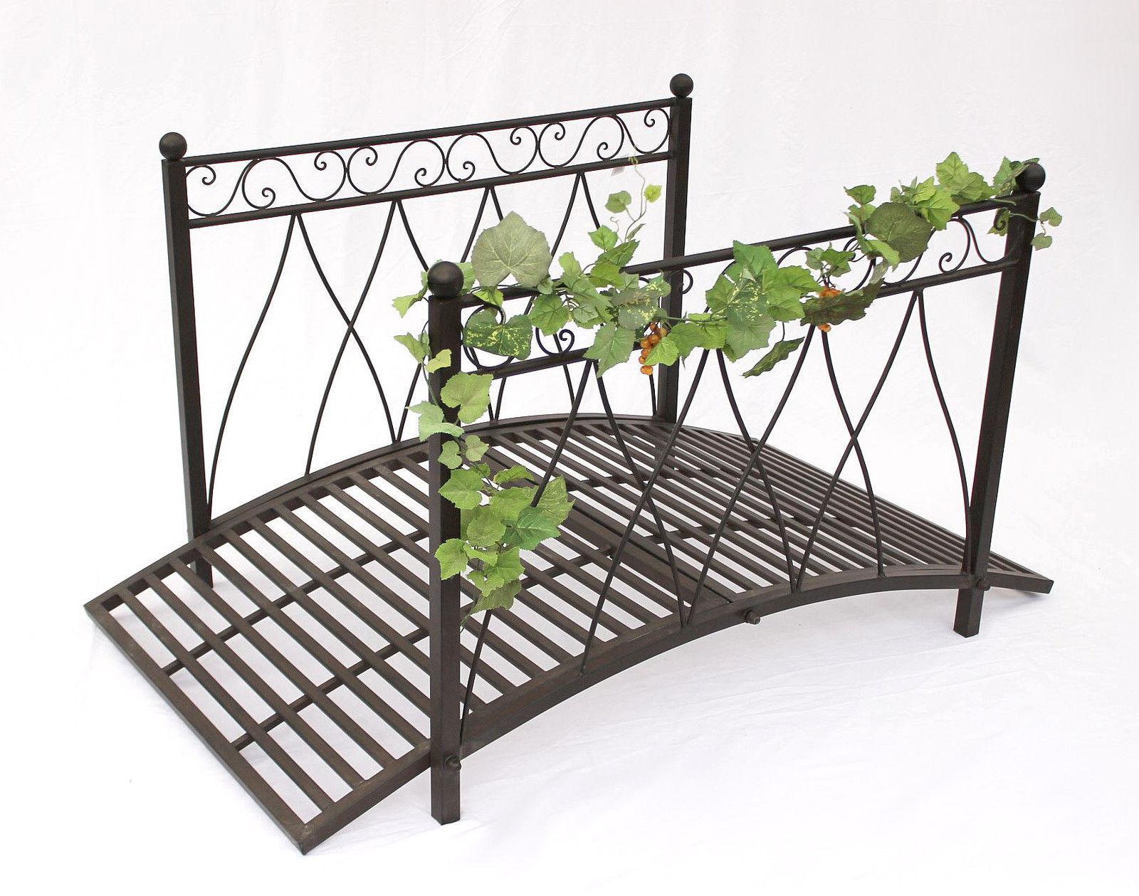Brücke Garten Metall