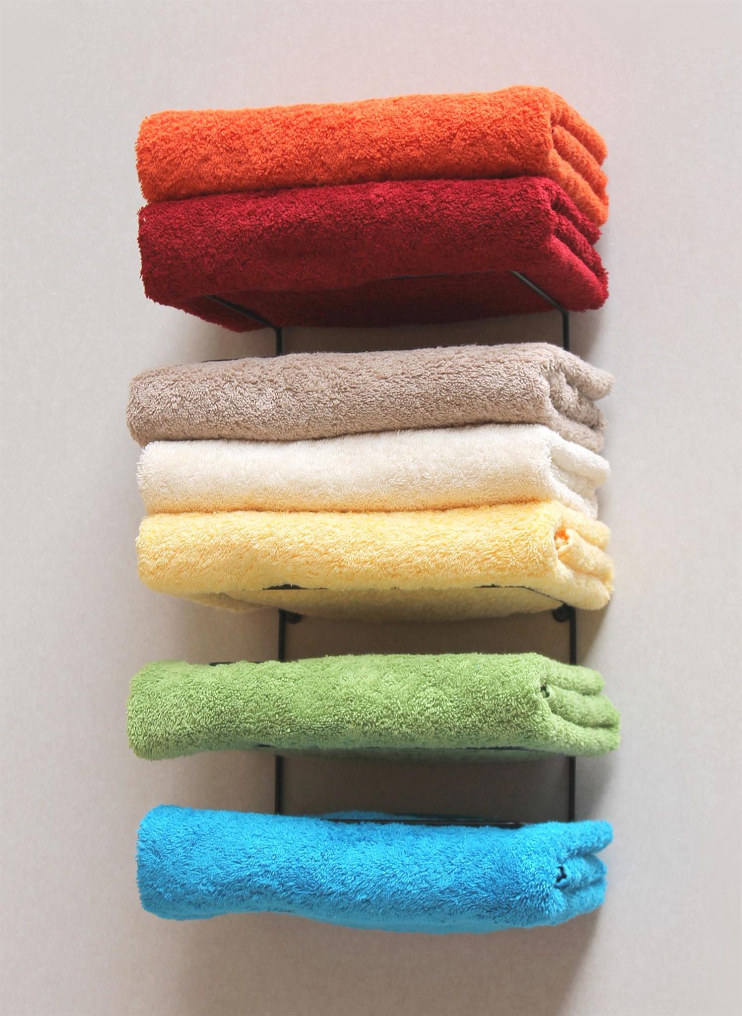 Handtuchhalter Wand Handtuchregal Wandmontage 20cm