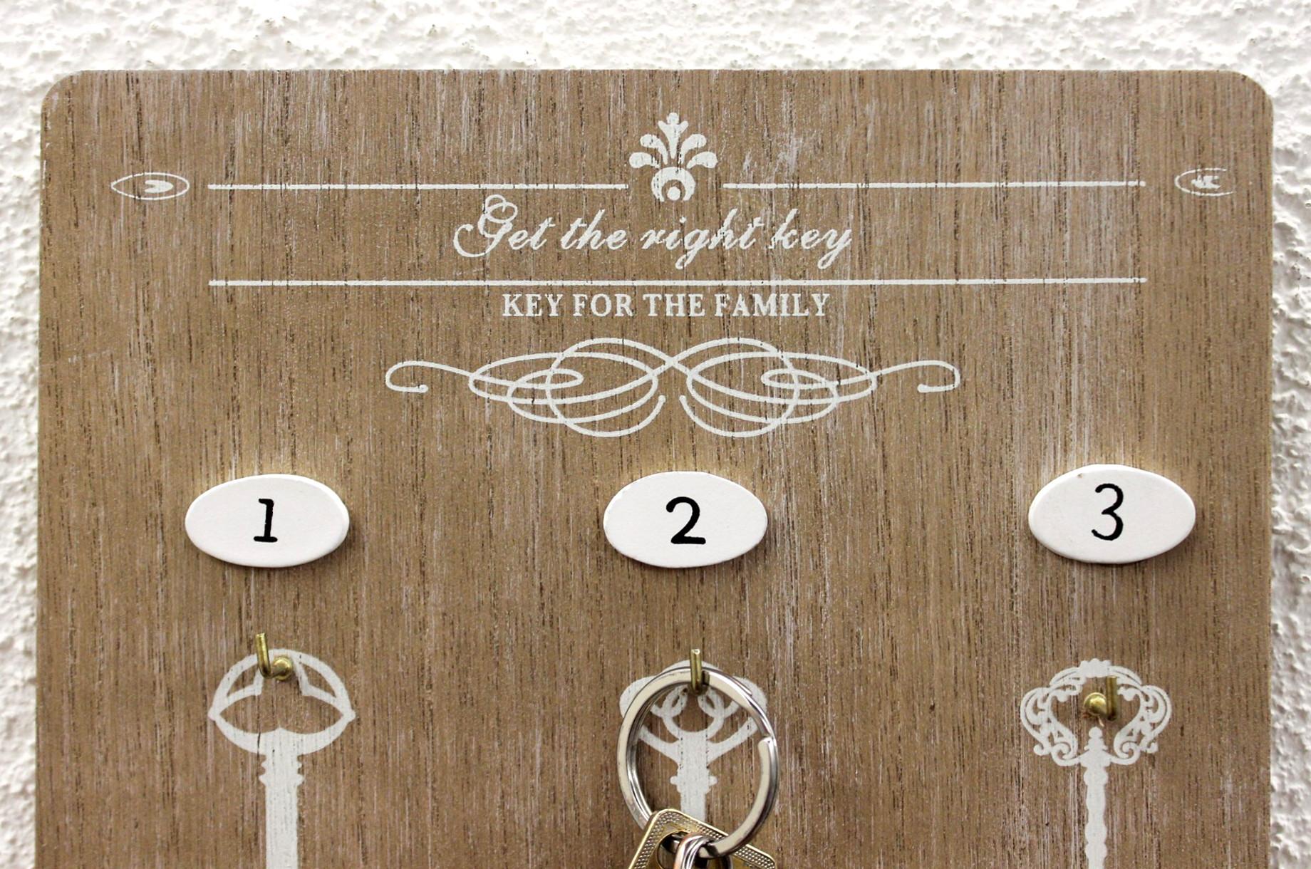 schl sselboard mit ablage 18238 schl sselkasten memoboard 30 cm schl sselleiste ebay. Black Bedroom Furniture Sets. Home Design Ideas