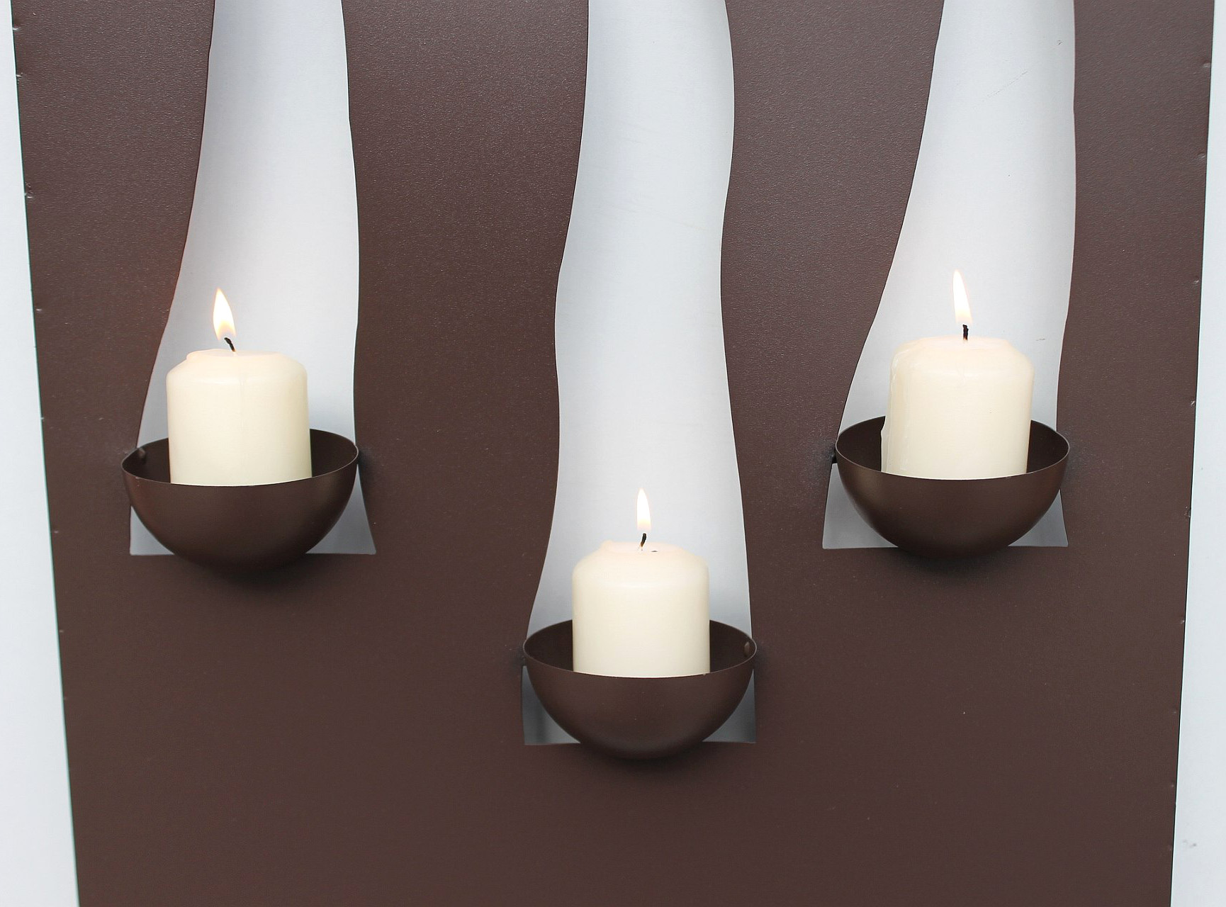 Appliques flamme 133 chandeliers supports muraux de bougie - Applique bougie murale ...