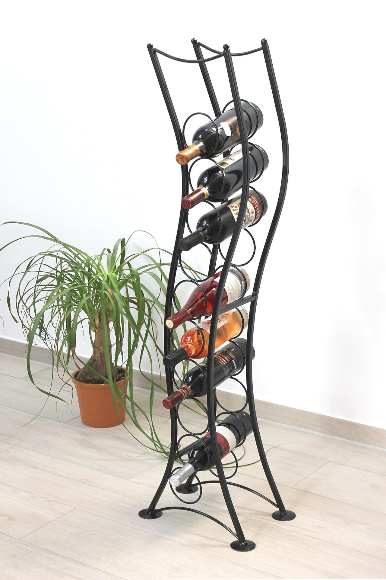 weinregal st099 flaschenst nder 120 cm flaschenhalter. Black Bedroom Furniture Sets. Home Design Ideas