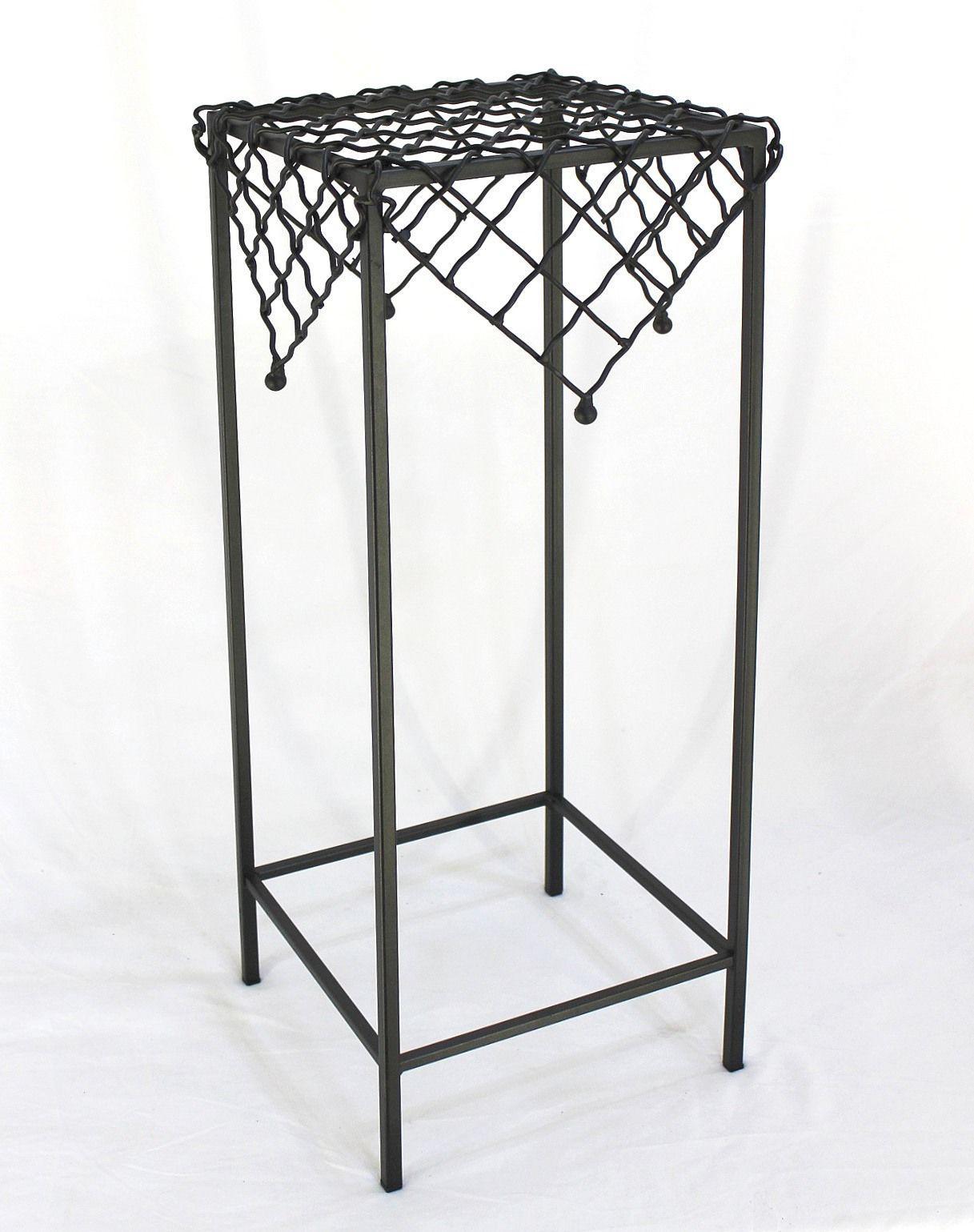 designer blumens ule sevilla 75 cm blumenhocker aus metall. Black Bedroom Furniture Sets. Home Design Ideas