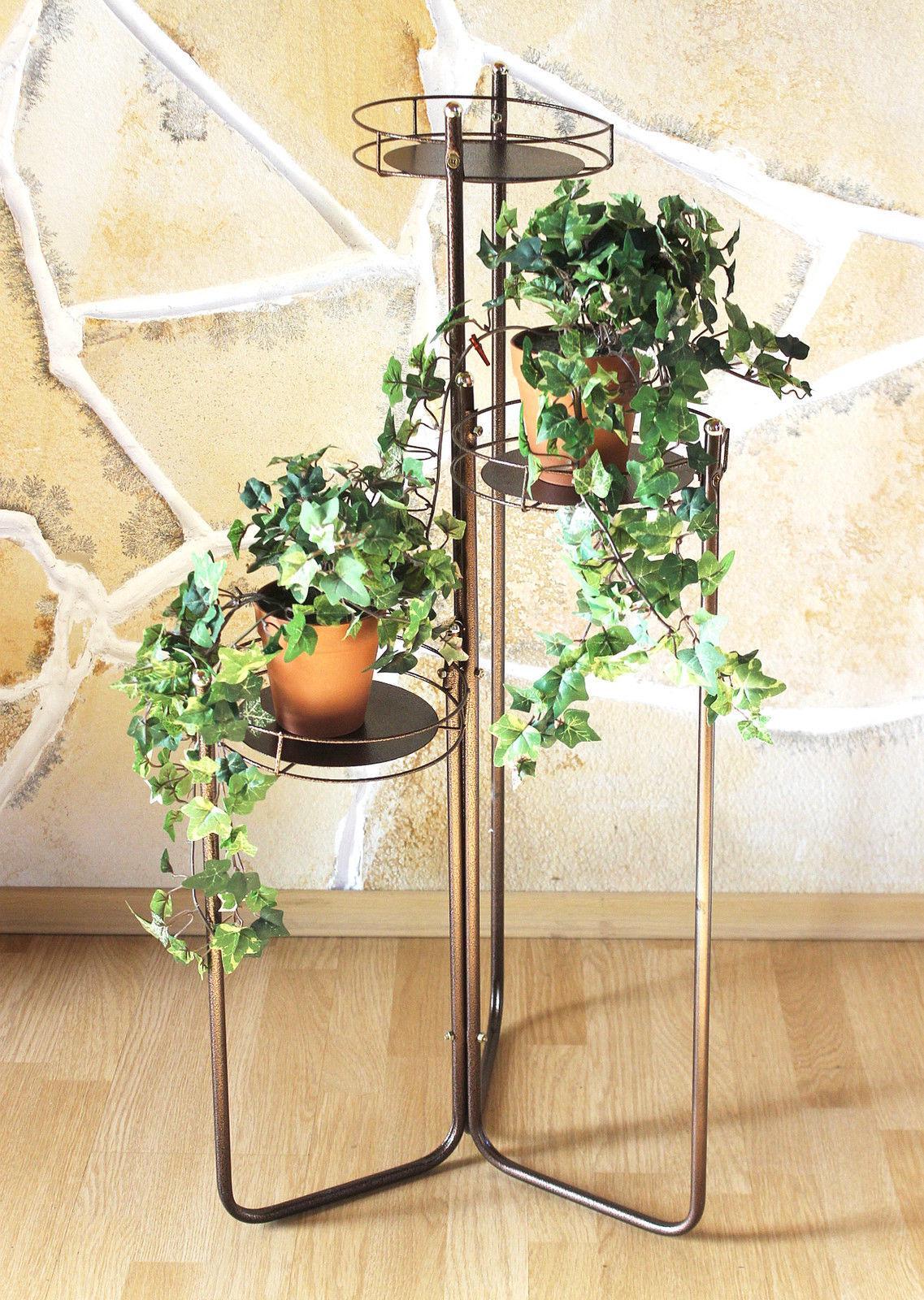 Scale per fiori porta colonna 90cm piante ebay for Piante colonnari