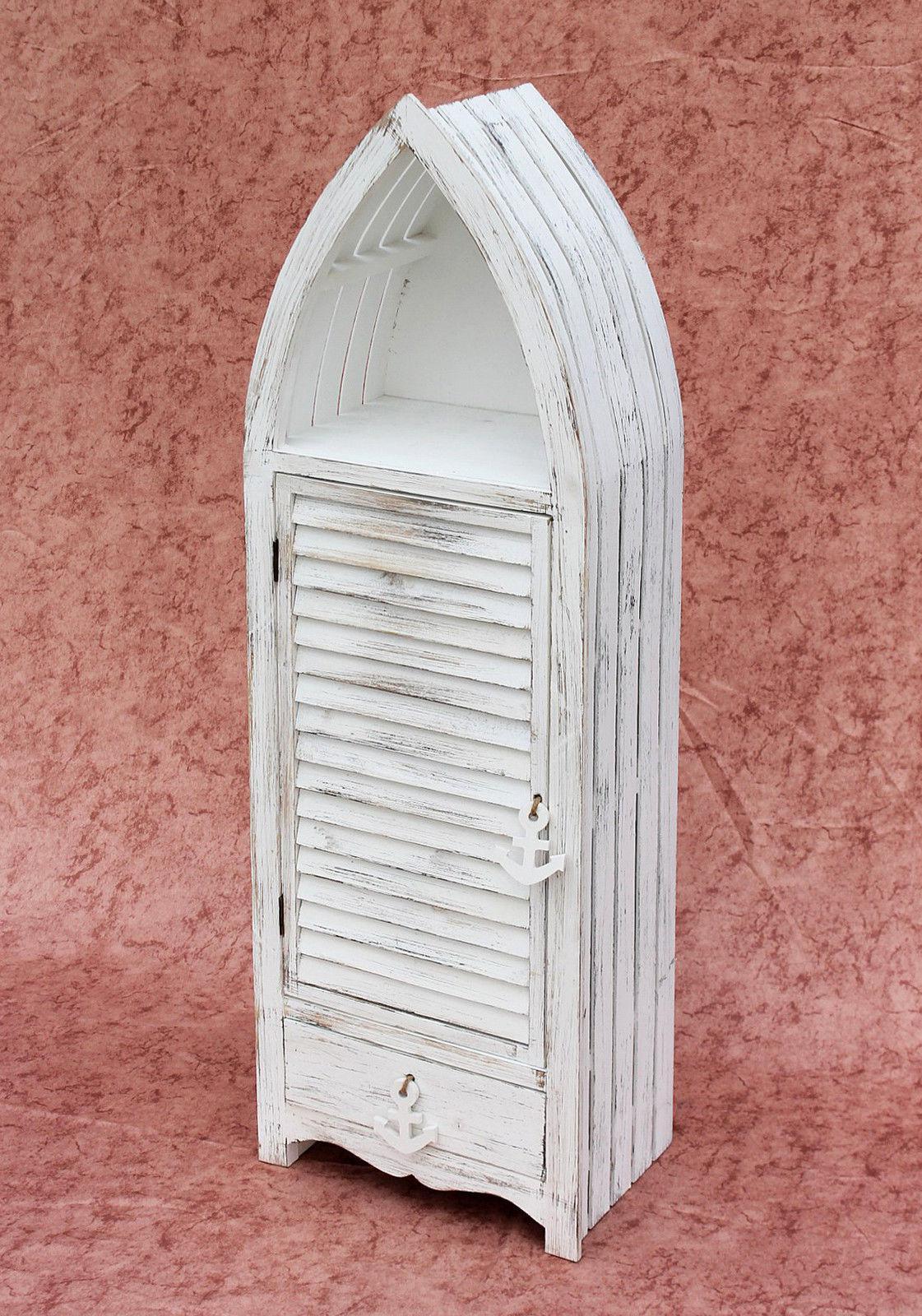 Barca armadio 1200012 xl scaffale 123cm mensola da bagno for Armadio bagno bianco