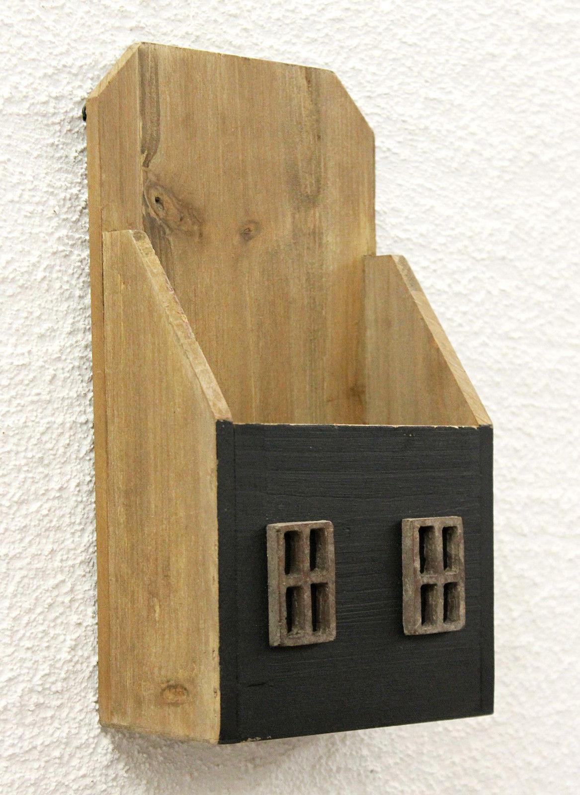 briefablage yx 14b196 wandhalter wandregal shabby 27 cm setzkasten blumenhalter 8810220141962 ebay. Black Bedroom Furniture Sets. Home Design Ideas