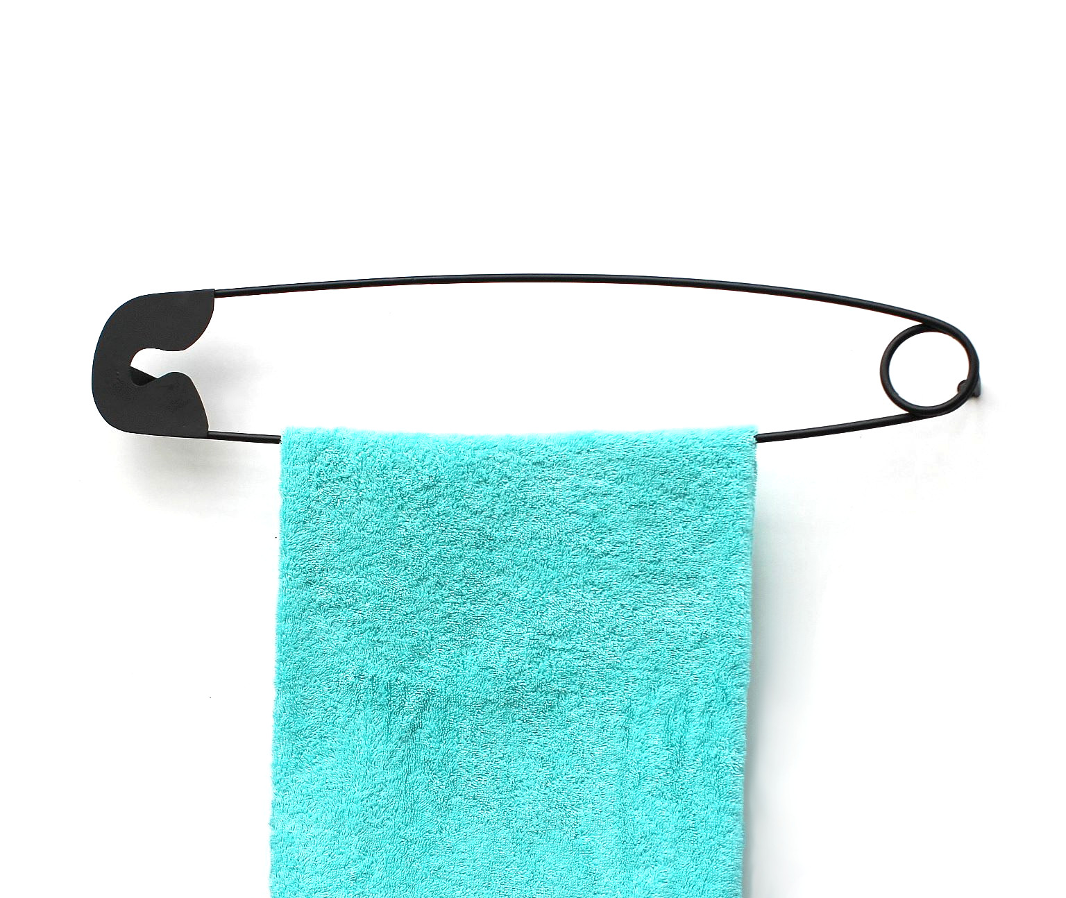 Handtuchhalter Wand Sicherheitsnadel 62 cm