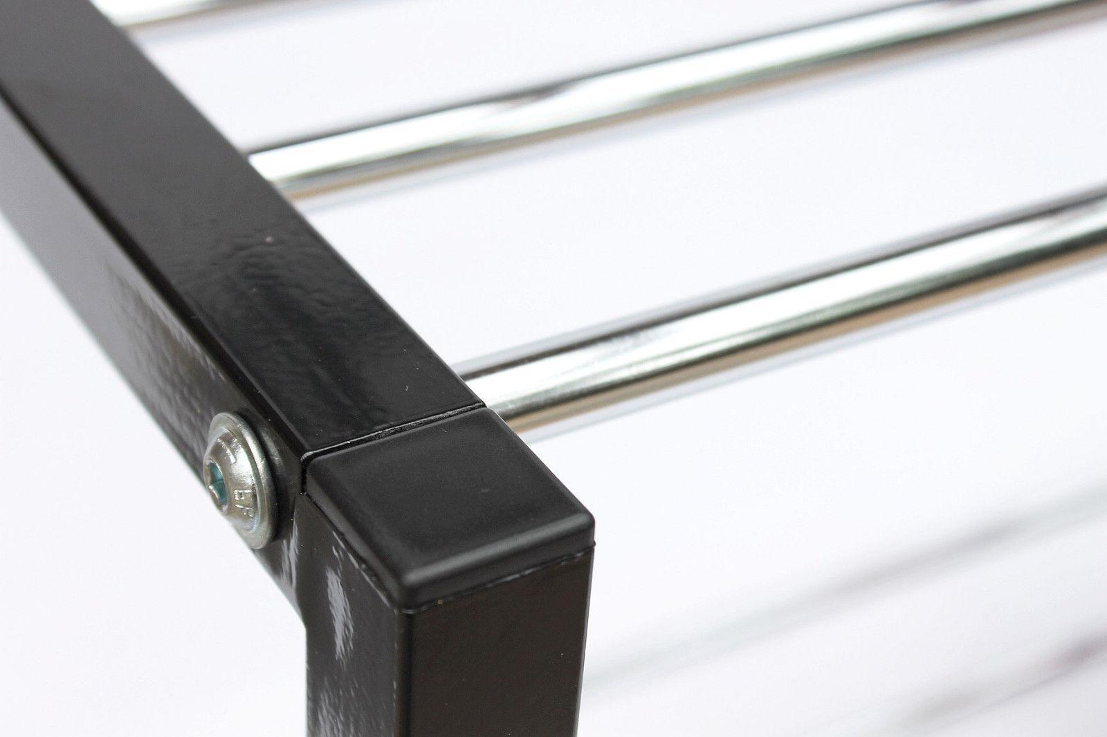 Schuhregal schuhbank 70 cm schuhschrank aus metall for Schuhschrank 70 cm