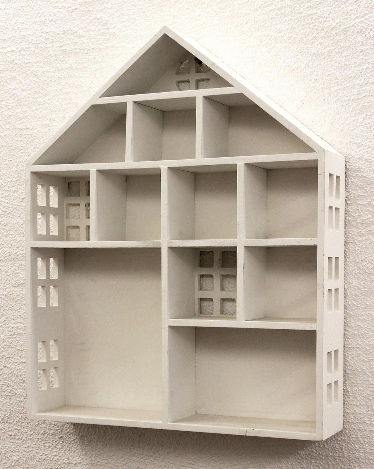 setzkasten yx 14b176 wandregal wei shabby 60 cm. Black Bedroom Furniture Sets. Home Design Ideas