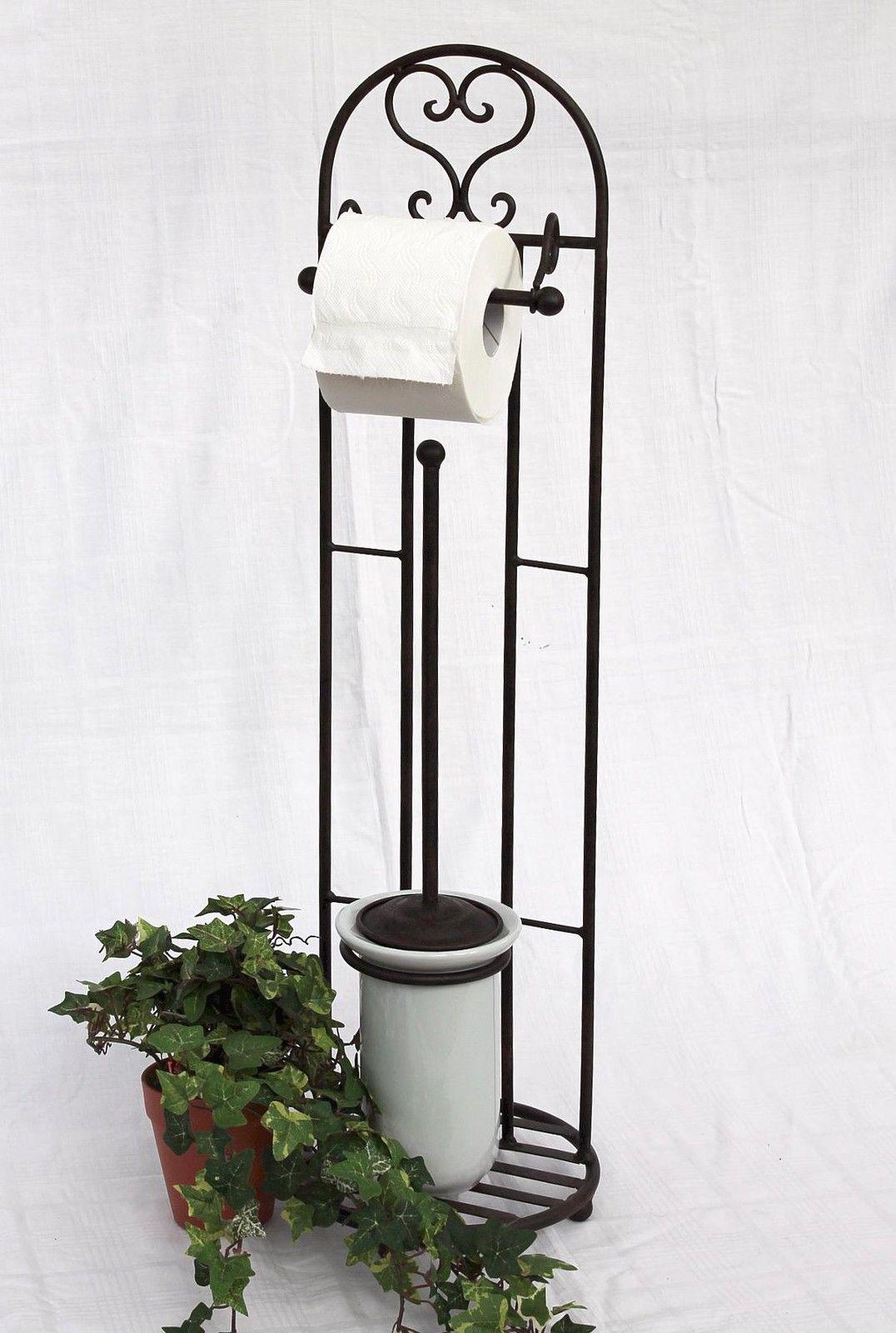 toilettenrollenst nder 81 cm mit b rste 95227. Black Bedroom Furniture Sets. Home Design Ideas