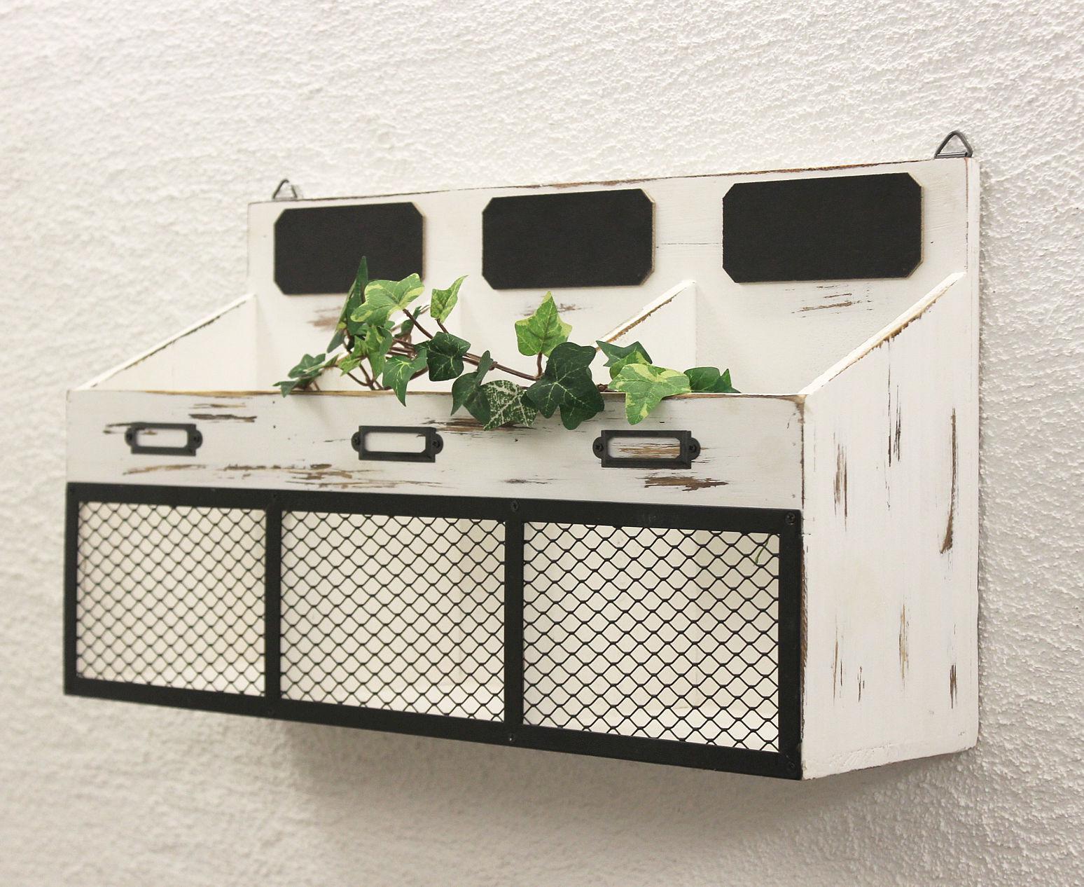 wandregal yx 13b440 wei 48 cm setzkasten sammlervitrine k chenregal regal ebay. Black Bedroom Furniture Sets. Home Design Ideas