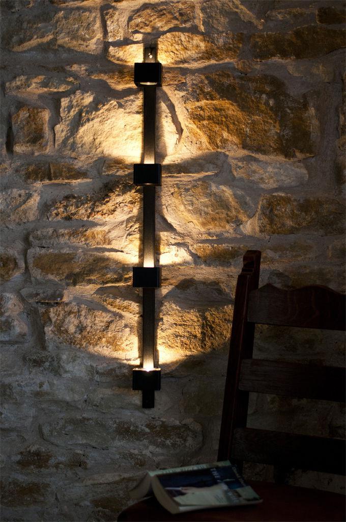 wandteelichthalter four wandkerzenhalter metall 92 cm teelichthalter windlicht. Black Bedroom Furniture Sets. Home Design Ideas