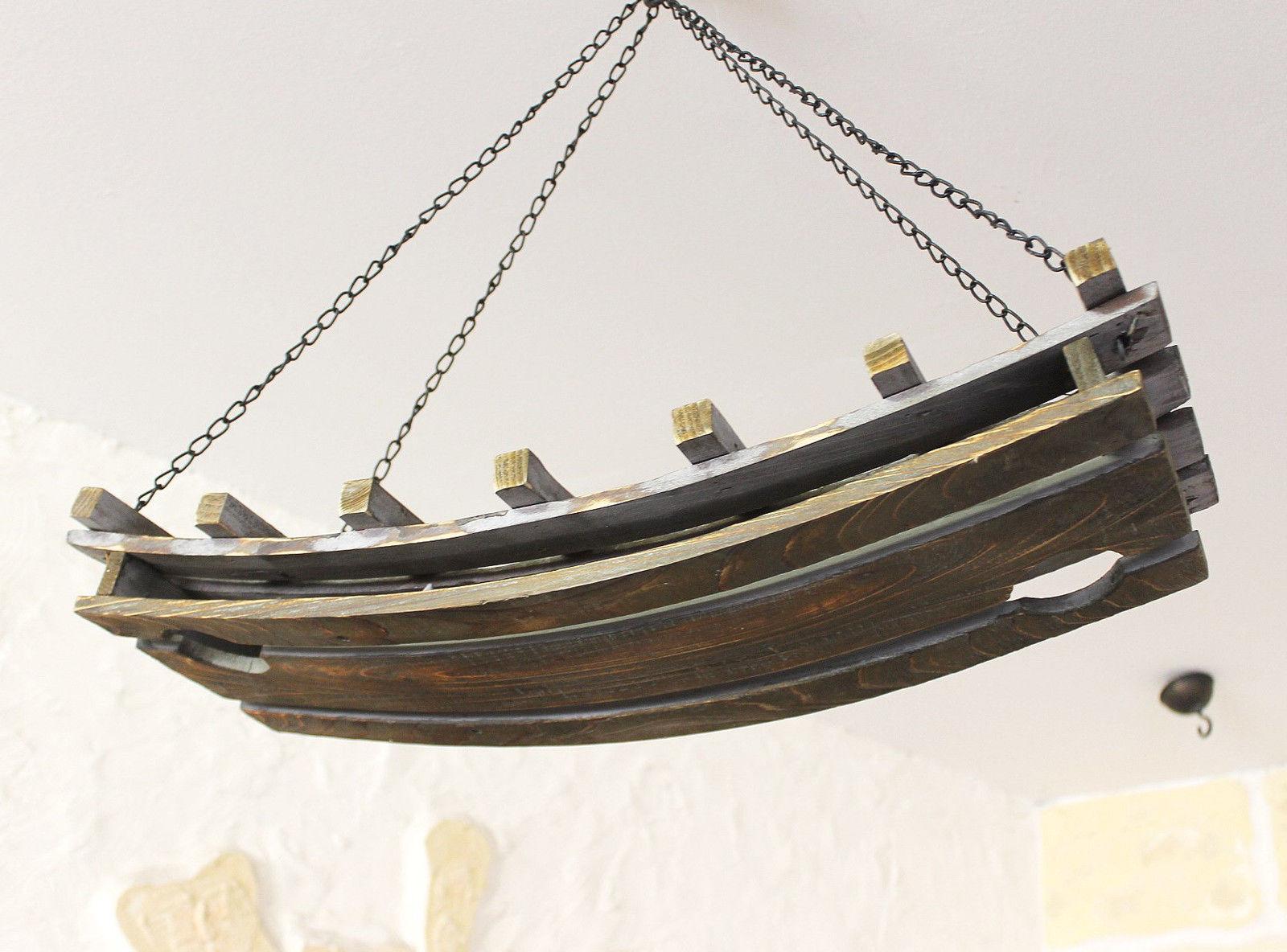 Hängeregal Decke.Details Zu Weinregal Deckenregal Holz 65cm Hängeregal Flaschenhalter Flaschenregal Decke