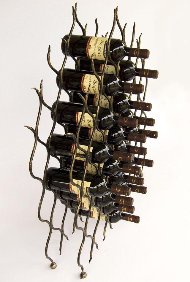 weinregal grand feu metall schmiedeeisen f r 40 flaschen flaschenhalter 95 cm 4048842516163 ebay. Black Bedroom Furniture Sets. Home Design Ideas