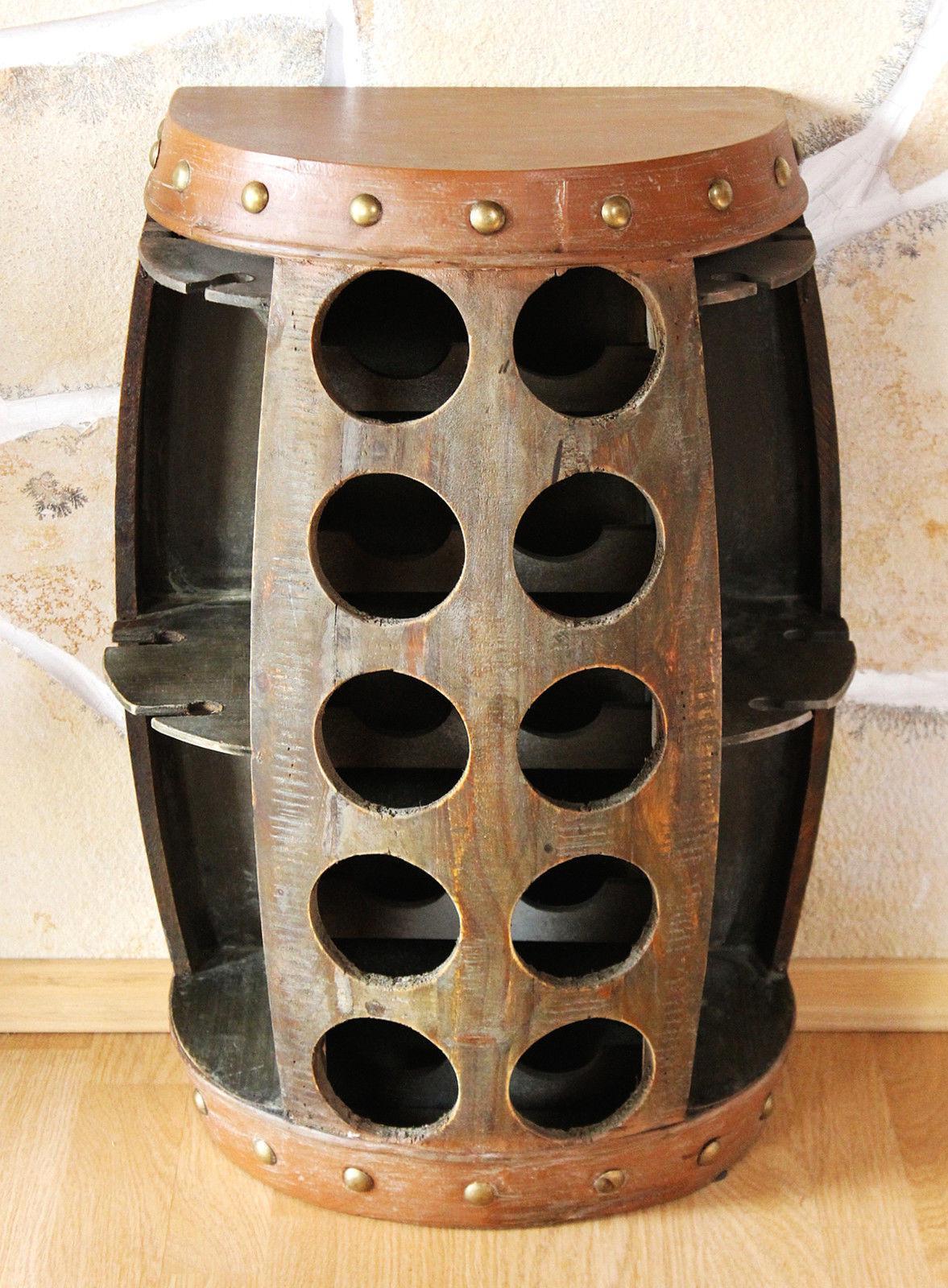 Details Zu Gro C3 9fe H C3 B6lzerne Fass Weinflaschen Halter Display Lagerregal Handgefertigt Weinflaschenhalter Aus Holz Mehr Als 100 Angebote Fotos